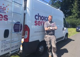 Providing maintenance for Choice Housing