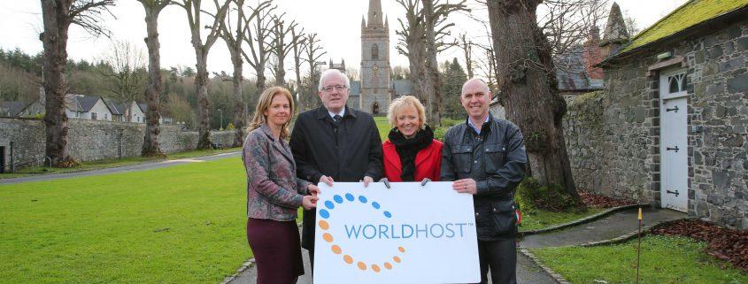 Ambassador Training launched in Hillsborough village